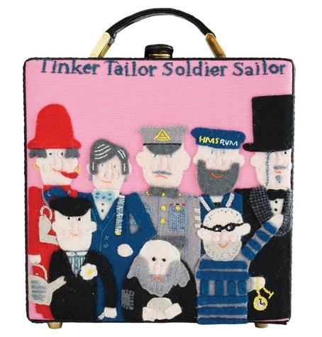 tinker tailor, olympia le tan clutch