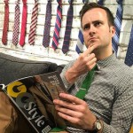 Episode 11: Menswear & Fashion Week With The Tie Bar's Michael Corrigan