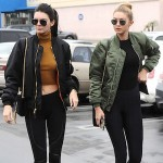 Kendall & Gigi Win At The Gym